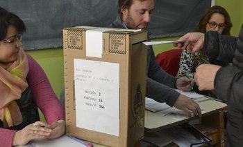 Elecciones 2019: cierran los comicios en Chubut y Río Negro y se esperan los primeros resultados | Río negro