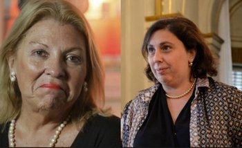 Paula Oliveto a Marcelo D