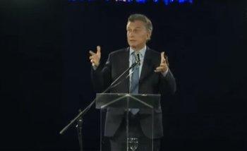 Tras cobrar subsidios en Mirgor, Mauricio Macri atacó a la industria de Tierra del Fuego en la cena de CIPPEC   Industria