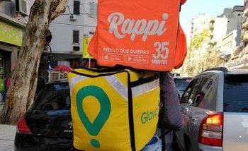 La Justicia le prohibió a Rappi, Glovo y Pedidos Ya el uso de bicicleta a sus trabajadores   Justicia