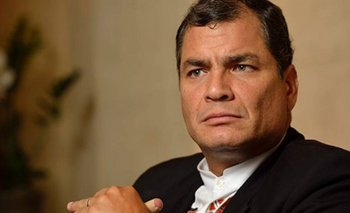 "Julian Assange detenido: Rafael Correa cruzó a Lenin Moreno y lo trató de ""traidor"" | Rafael correa"