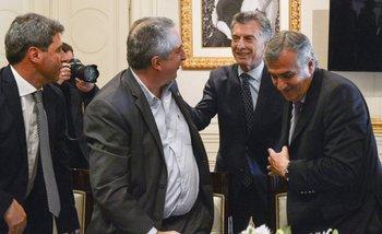 Marcos Peña fustigó a San Juan y desde el gobierno de Uñac salieron a cruzarlo | Informe en el congreso