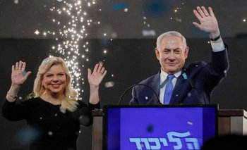 Benjamín Netanyahu, rey de Israel   Israel