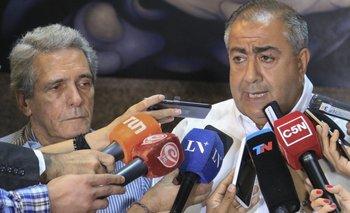 """Carlos Acuña, duro contra Moyano: """"Lo vi suspender un paro por lluvia""""   El destape radio"""
