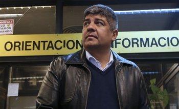 """Pablo Moyano sobre la CGT: """"Que hablen de paro general es como que Barreda hable de familia""""   Paro general"""