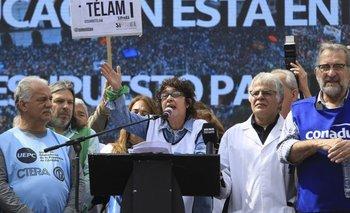 Paro 30 de abril: los docentes anunciaron que se suman a la protesta | Paro general