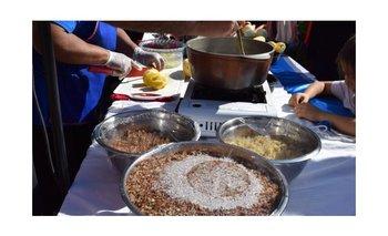 San Juan: el INTA regaló cientos de kilos de verdura para protestar contra las medidas de Macri | Macri presidente