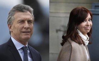 Elecciones 2019: encuesta revela que Cristina le saca 9 puntos a Macri en un balotaje   Cristina kirchner