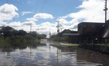 1500 personas afectadas en Formosa por la crecida del Río Paraguay | Inundaciones