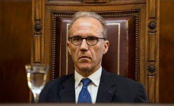 Rosenkrantz se bajó del viaje a EE.UU. junto a Pichetto, el HSBC y un enviado del Gobierno | Corte suprema de justicia