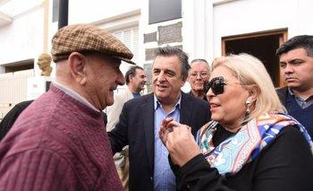 Políticos cordobeses de todos los partidos hacen fila para contestar a Carrió   Córdoba