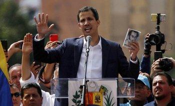 Para el gobierno de Macri, los argentinos apoyan el intento de golpe de Estado en Venezuela | Nicolás maduro