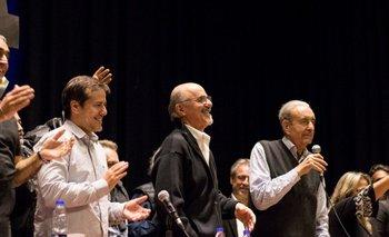 Elecciones 2019: mesa sindical porteña apoya las candidaturas de Tomada y Recalde   Carlos tomada