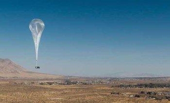 Qué hace el misterioso globo aerostático que voló Argentina | Proyecto loon