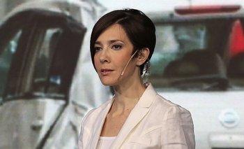 El fuerte cruce de Cristina Pérez con Sietecase | Telefé noticias