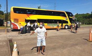 Repatrian a 16 argentinos varados en la frontera con Brasil | Coronavirus en argentina
