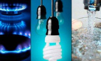 Las deudas de luz, gas y agua se podrán pagar en 30 cuotas sin interés | Servicios públicos
