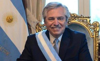 Alberto Fernández cumplió 61 años y las redes lo celebraron | Alberto fernández