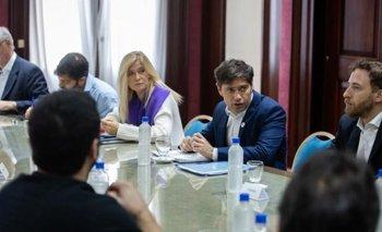 Oposición apoya a Kicillof por las medidas que tomó | El coronavirus en argentina