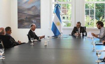 Alberto, con empresarios: cómo será la jornada laboral post 13A | Coronavirus en argentina