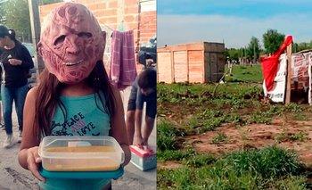 Así es la cuarentena de los pobres | Coronavirus en argentina