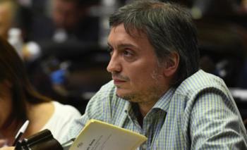 El proyecto de Máximo para cobrarles un impuesto a los ricos | Coronavirus en argentina