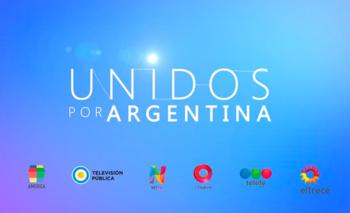 El impactante video de apertura de Unidos por Argentina | Coronavirus en argentina