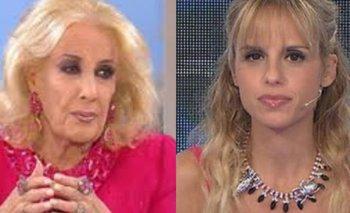 El incómodo cruce entre Mirtha Legrand y Mariana Fabbiani  | Unidos por argentina