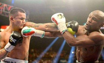 El 'Chino' Maidana volvió a desafiar a Floyd Mayweather | Boxeo