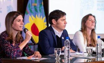 Kicillof anunció más inversión en alimentos y un bono docente | Coronavirus en argentina