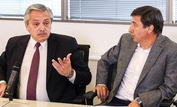 Alberto respaldó a Arroyo y no se pagarán sobreprecios | Alberto fernández
