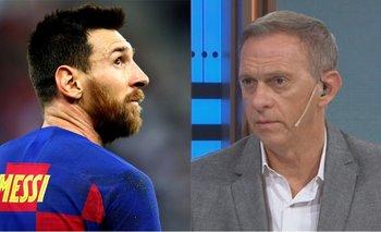 Marcelo Bonelli y una provocadora declaración sobre Messi | Medios