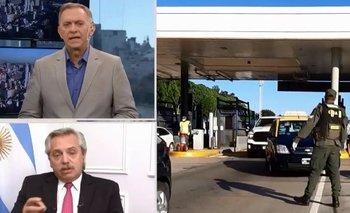 La burrada de Marcelo Bonelli al entrevistar a Alberto | Canal 13