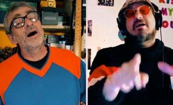 Los Auténticos Decadentes lanzan una canción en cuarentena | Música