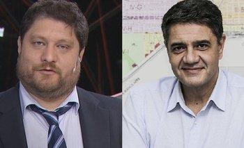 Wiñazki quiso que Jorge Macri criticara a Alberto y le salió mal | Televisión