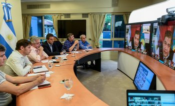 Se oficializó fondos para financiar provincias | Coronavirus en argentina