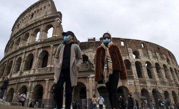Otros 610 italianos fallecen víctimas del coronavirus   Pandemia