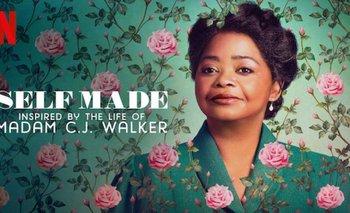 "La curiosa historia tras la serie ""Self Made"" | Netflix"