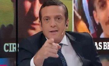 Mauro Szeta dijo malas palabras al aire y sorprendió a todos | Atr