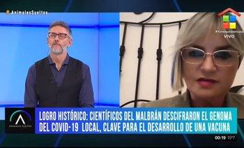 Científica del Malbrán destrozó a Macri e incómodo a Novaresio | Animales sueltos