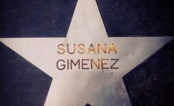Famosa actriz se robó la estrella de Susana Giménez | Espectáculos