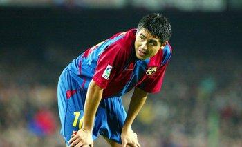La 'cama' que le hicieron a Riquelme para echarlo de Barcelona | Boca juniors