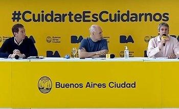 En CABA todavía no rige el permiso para salir a pasear | Coronavirus en argentina