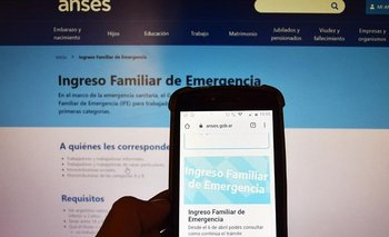 Consultá acá si recibís el Ingreso Familiar de Emergencia | Ingreso familiar de emergencia