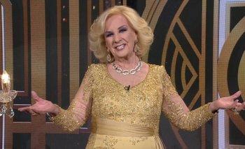 Coronavirus: Mirtha se refirió a su regreso televisivo   Medios