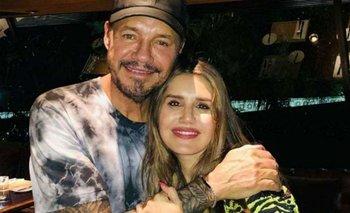 Mica Tinelli salió a responder las críticas a su papá   Coronavirus en argentina