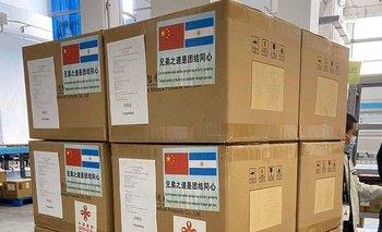 El mensaje de China: detalles de una encomienda esencial   Coronavirus