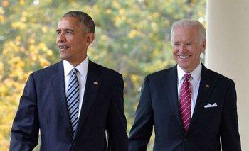 Obama dio su apoyo a Biden para vencer a Donald Trump | Elecciones en estados unidos
