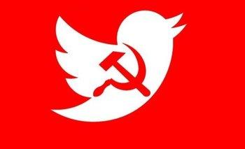 La insólita campaña troll que acusa a Twitter de comunista | En redes