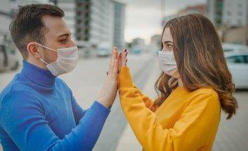 Una sorprendente historia de amor en medio de la pandemia | En redes